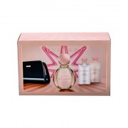Bvlgari Rose Goldea darovni set parfemska voda 90 ml + losion za tijelo 75 ml + gel za tuširanje +kozmetička torbica za žene