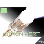 Led ColorPrecision 5mm CITRON VERT