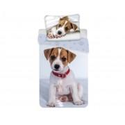 Sweet home Ložní povlečení Single Ranforce Puppy