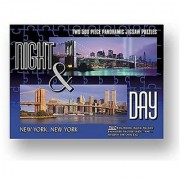 Night & Day City Puzzle - New York City