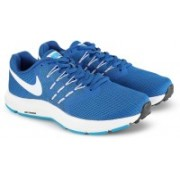 Nike RUN SWIFT Running Shoes For Men(Blue, White)