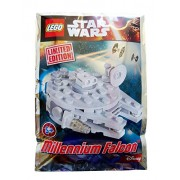 Lego Millennium Falcon foil Pack (Overseas Limited Promotional Products Aluminum Pack) Millennium Falcon foil Pack [911607]