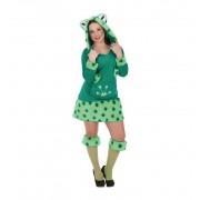 Disfraz de Rana Mimosa - Creaciones Llopis