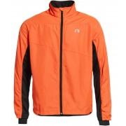 NEWLINE BASE CROSS Pánská běžecká bunda 14119-017 Oranžová S
