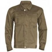 Class barna kabát, M-es méretű (8CLVCM)