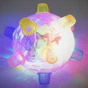 Alcoa Prime Jumping Lightly Bopper Sound Light Flashing Light Up Bouncing Sonido Luz