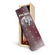 YourSurprise Wijn in bedrukte kist - Luc Pirlet - Syrah