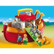 1 2 3 ARCA LUI NOE PORTABILA Playmobil
