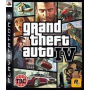 PS3 Grand Theft Auto 4 - GTA IV