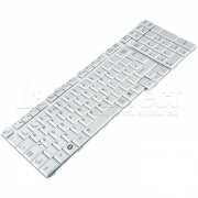 Tastatura Laptop Toshiba Satellite L355D Argintie + CADOU