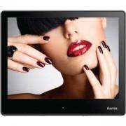 Цифрова фоторамка 8SLB, 20,32 cm, 8,0 инча, Slim,music & video, 1024 х 768 Pixel, HAMA-118578