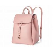 Damski plecak miejski Felice Molle różowy duży A4 - RÓŻOWY