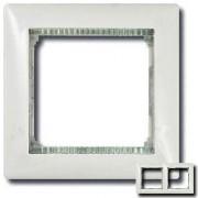 Рамка 2 поста Legrand Valena белый/кристалл