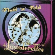 Video Delta Launderettes - Fluff 'N' Fold Best Of - CD