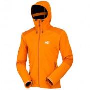 Millet   Track Hoodie S Orange