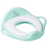 Детска мека поставка за тоалетна чиния - Зайче, KR020 Tega Baby, 5907643333005