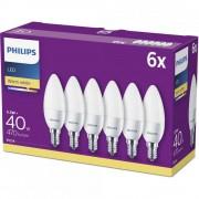 Set 6 becuri LED Philips