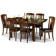 Canterbury Dining Table Set (With 4 or 6 Chairs) - Table + 6 Chairs