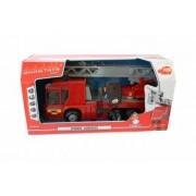Simba Svensk brandbil med ljud, ljus och friktion, ca 30cm