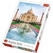 Taj Mahal, 500 Piese