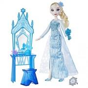 Fur Real Friends Disney Frozen Elsa and Coronation Vanity