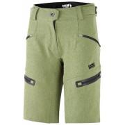 IXS Sever 6.1 BC Damas pantalones cortos Verde L