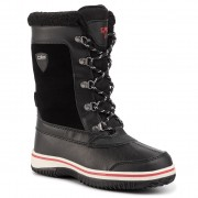 Cizme de zăpadă CMP - Junior Kide Afterski Boot Wp 38Q4504 Nero U901