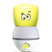 Umidificator de aer Air Naturel Gotakid, Rata umidificare 350 ml/h, Consum 30 W/h, Pentru 30 mp