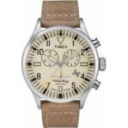 Ceas Barbatesc Timex Waterbury TW2P84200 Crem
