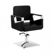 Cadeira de cabeleireiro Physa Bristol preta