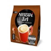 Instant kávé stick, 10x16,5 g, NESCAFÉ 3in1, barna cukorral (KHK162B)