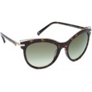 Tommy Hilfiger Cat-eye Sunglasses(Green)