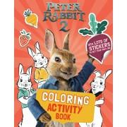 Peter Rabbit 2 Coloring Activity Book: Peter Rabbit 2: The Runaway, Paperback/Frederick Warne