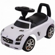 Masinuta fara pedale Mercedes Alb Sun Baby