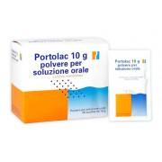 Angelini Spa Portolac 10 G Polvere Per Soluzione Orale 20 Bustine
