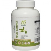 AE NATURALS Pure Organic Tulsi Extract 800Mg 100 Veg Capsules