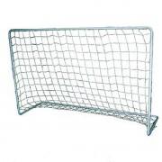 Fém focikapu 180 cm-es - Sportjátékok