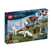75958 Trasura de la Beauxbatons: Sosirea la Hogwarts
