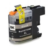 BROTHER LC127 XL BK black - kompatibilná náplň do tlačiarne Brother