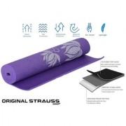 Strauss Yoga Mat 6mm (Floral)