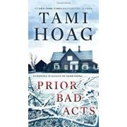 Prior Bad Acts, Paperback/Tami Hoag
