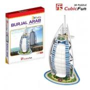 Puzzle 3D CubicFun CBFA Burj Al Arab