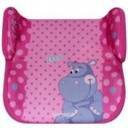 Детска седалка за кола Topo Comfort - Pink Hippo, Lorelii, 0746725