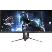 Monitor Curbat Gaming LED 34 Asus PG348Q UWQHD IPS G-Sync 100Hz Negru