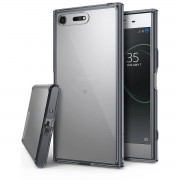 Husa Ringke Fusion Sony Xperia XZ Premium Smoke Black