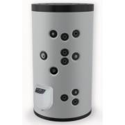 Boiler din otel termoelectric cu 2 serpentine vertical ELDOM 200 L