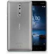 Nokia 8 Uniek TPU Hoesje Franse Lelie