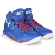 Under Armour UA CURRY 2.0 Basketball Shoes For Men(Blue)