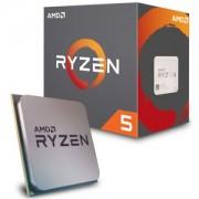 Procesor AMD Ryzen 5 1600X, 3.6 GHz, socket AM4, YD160XBCAEWOF