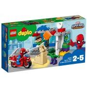10876 Aventurile lui Spider-Man & Hulk